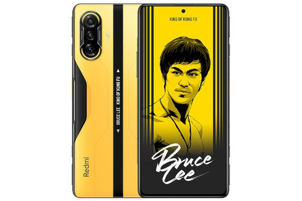 Redmi K40 Game Enhanced Edition Bruce lee version