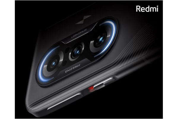 Redmi K40 Game Enhanced Edition teased