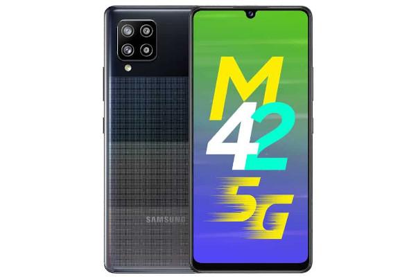 Samsung Galaxy A42 5G Prism Dot Black