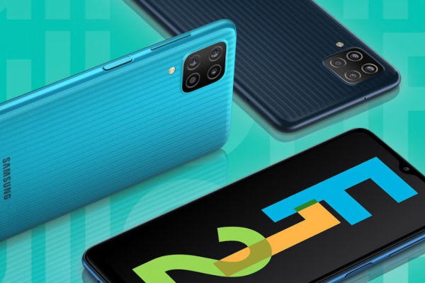 Samsung Galaxy F12 launched