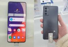 Samsung Galaxy Quantum2 unboxing video