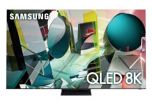Samsung and MediaTek unveil worlds first 8K TV that support Wi Fi 6E