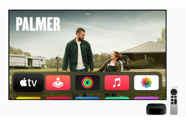 Second generation Apple TV 4K remote launched