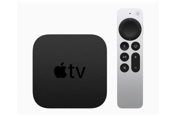 Second generation Apple TV 4K