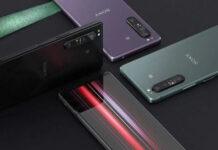 Sony Xperia 1 phone