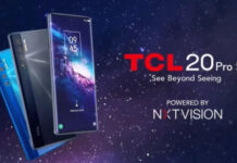 TCL 20 Pro 5G launched 1