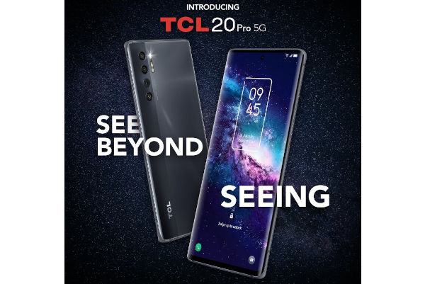 TCL 20 Pro 5G launched 2