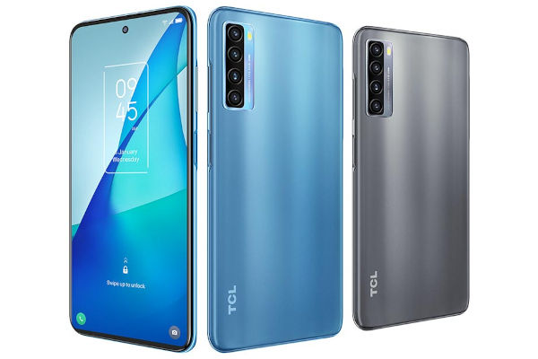 TCL 20L+ in colors