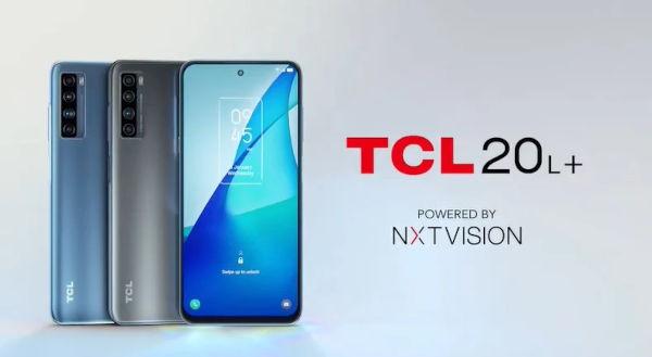 TCL 20L Plus launched