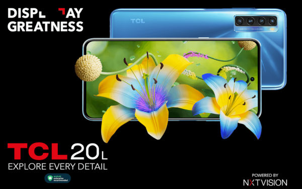 TCL 20L launched 1
