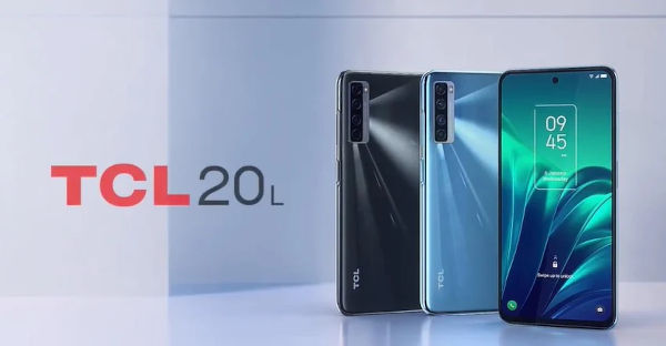 TCL 20L launched