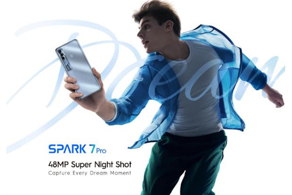 Tecno Spark 7 Pro launched