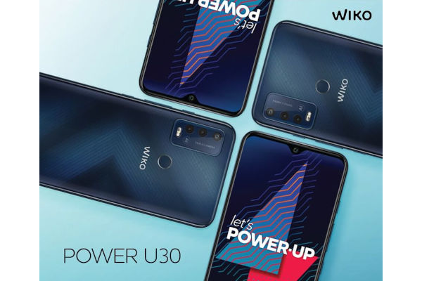 WIKO POWER U30 launched