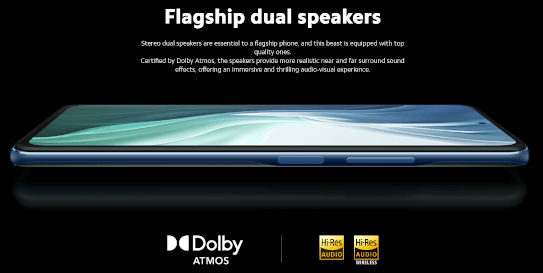 Xiaomi Mi 11X audio