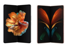 Xiaomi Mi Mix Fold vs Samsung Galaxy Z Fold2