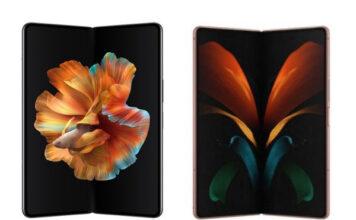 Xiaomi Mi Mix Fold vs Samsung Galaxy Z Fold2