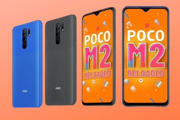 Xiaomi Poco M2 Reloaded launched