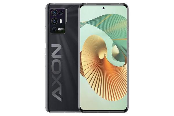 ZTE Axon 30 Pro in black