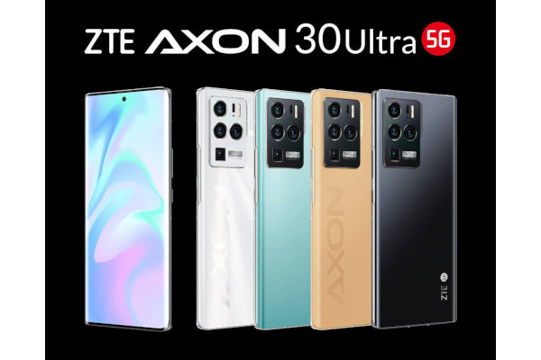ZTE Axon 30 Ultra 5G Launched