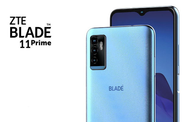ZTE Blade 11 Prime launched