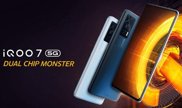 iQOO 7 India launched