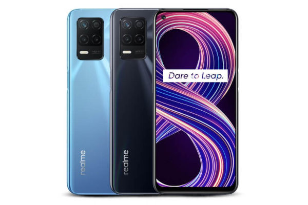 realme 8 5G in colors
