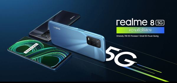 realme 8 5G launched 1