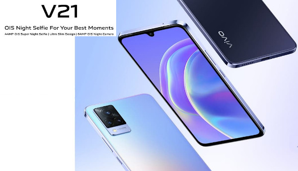 vivo V21 series launched