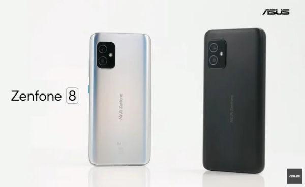 ASUS Zenfone 8 launched 1