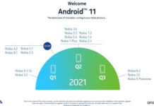 Android 11 Update Timetable For Nokia Phones Released