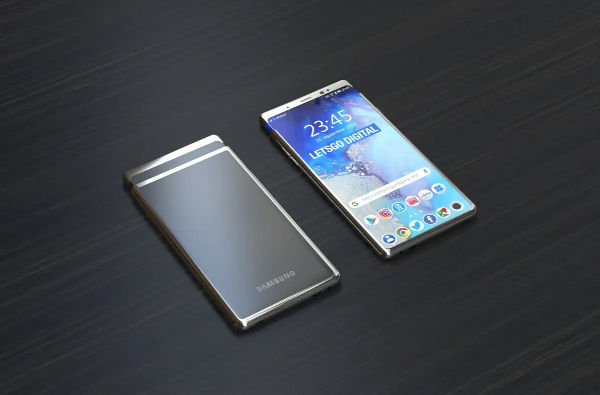 Galaxy Z Slide Smartphone With Stretchable Screen May Launch 2