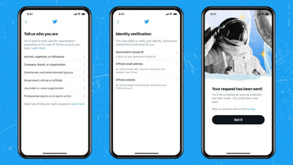 How to Apply for Twitter Verification