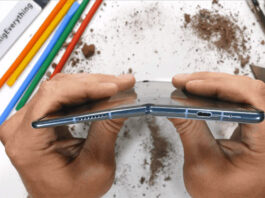 Huawei Mate X2 Durability Test