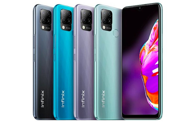 Infinix Hot 10T Launched in Nigeria