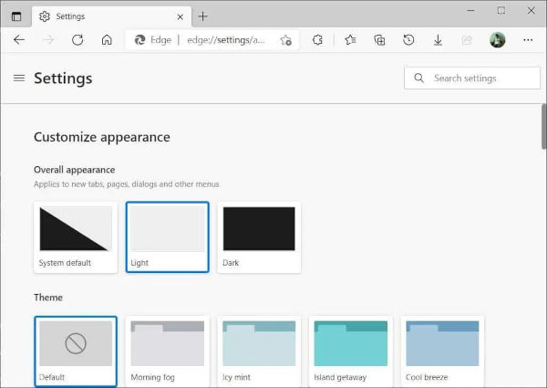 Microsoft Edge 91 Brings New Features And Improvements 1