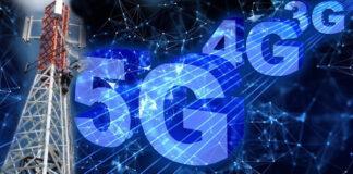 Network 5G 4G 3G
