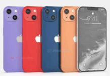 New Renders of iPhone 13 appears online