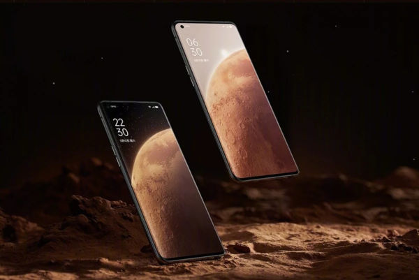 OPPO Find X3 Pro Mars Exploration Edition launched