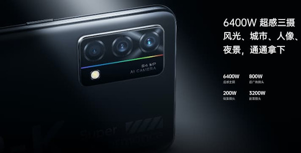OPPO K9 5G cameras