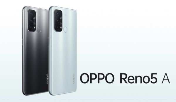 OPPO Reno5 A launched