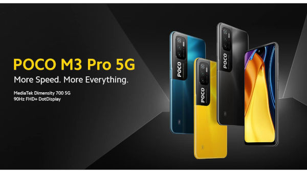 Poco M3 Pro 5G Launched