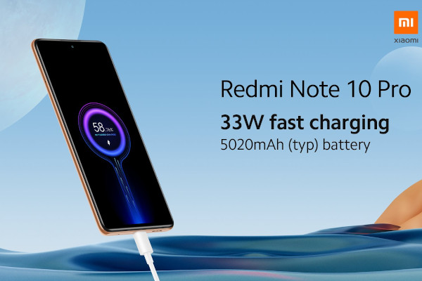 Redmi Note 10 Pro Launched
