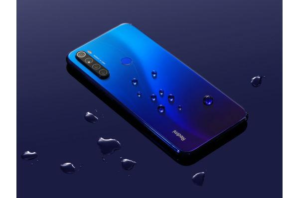 Redmi Note 8 2021 has a splash resistant nano coating