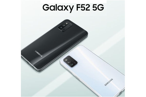 Samsung Galaxy F52 5G launched 1