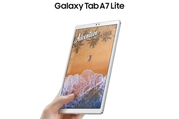 Samsung Galaxy Tab A7 Lite launched