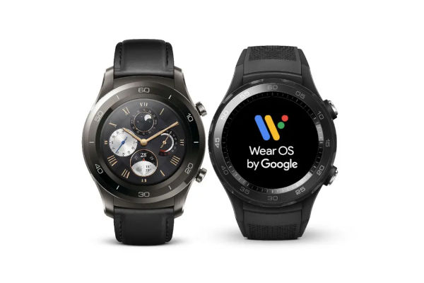 Samsung Smartwatch With Wear OS