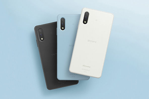 Sony Xperia Ace 2 in colors
