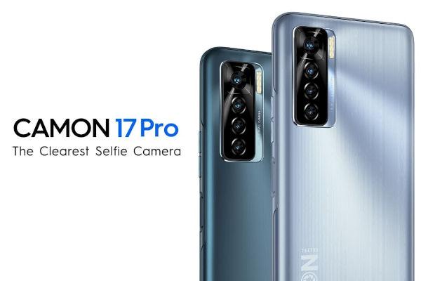 Tecno Camon 17 Pro launched