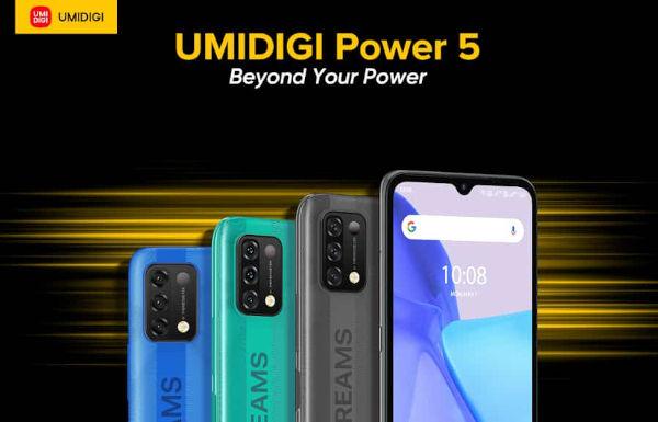 UMIDIGI Power 5 launched