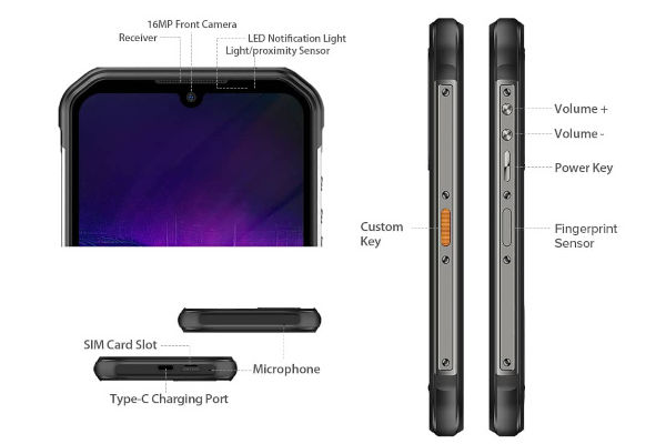 Ulefone Armor 11T 5G features
